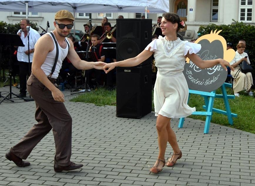 Swingové léto v Ostravě
