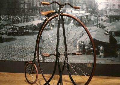 Výstava Fenomén cyklistika