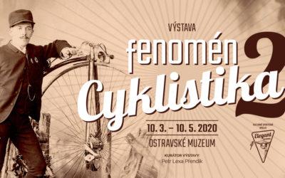 Virtuální prohlídka výstavy Fenomén cyklistika 2