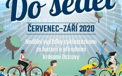 Do sedel aneb 9 cyklistických vyjížděk Ostravou